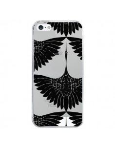Coque Paon Faisan Transparente pour iPhone 5/5S et SE - Dricia Do