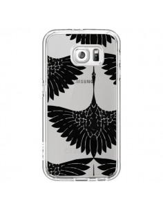Coque Paon Faisan Transparente pour Samsung Galaxy S6 - Dricia Do