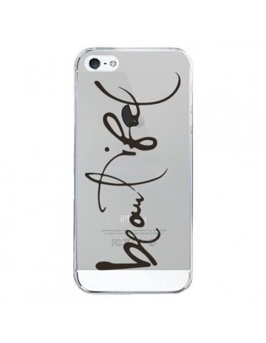 Coque Beautiful Transparente pour iPhone 5/5S et SE - Dricia Do
