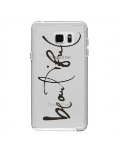 Coque Beautiful Transparente pour Samsung Galaxy Note 5 - Dricia Do