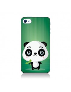 Coque Panda Mignon pour iPhone 4 et 4S - Maria Jose Da Luz