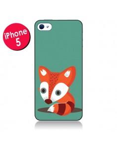 Coque Renard pour iPhone 5 - Maria Jose Da Luz