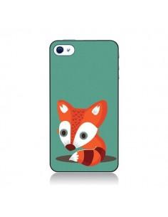 Coque Renard pour iPhone 4 et 4S - Maria Jose Da Luz