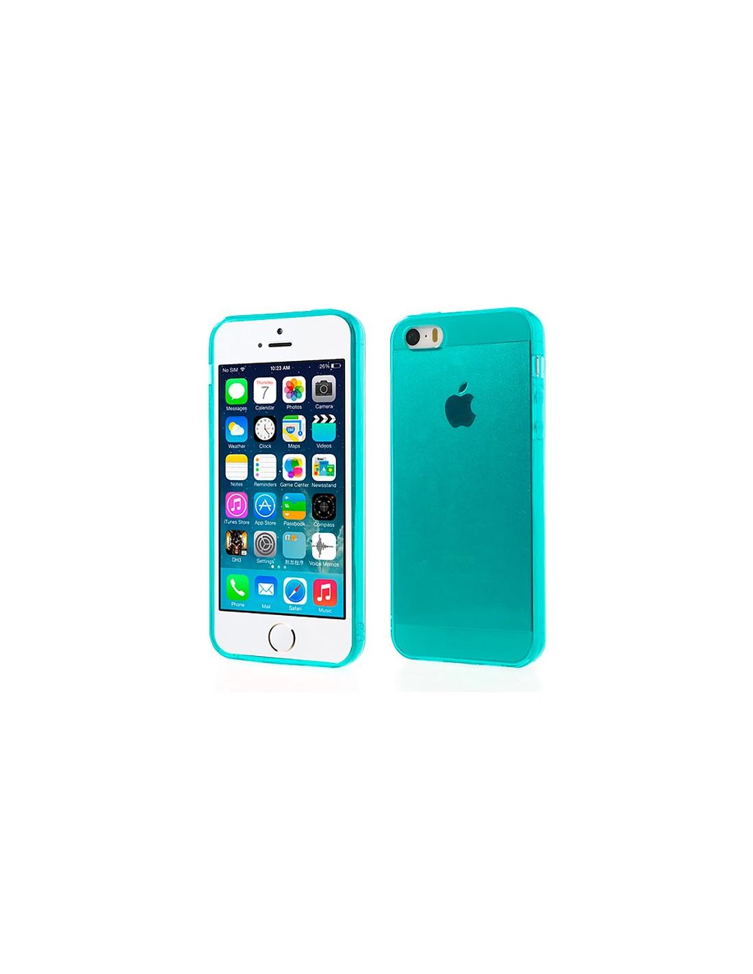 coque silicone pour iphone 5