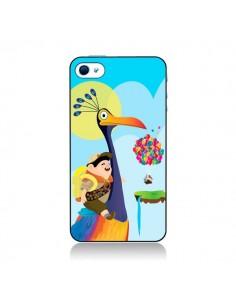 Coque La Haut Kevin et Russel pour iPhone 4 et 4S - Maria Jose Da Luz