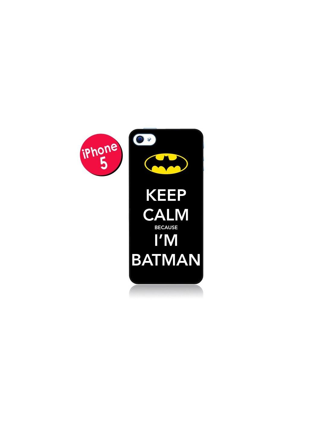 coque batman iphone 5
