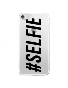 Coque Hashtag Selfie Transparente pour iPhone 7 et 8 - Jonathan Perez