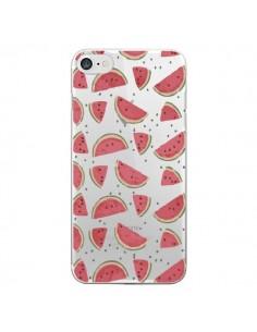 Coque Pasteques Watermelon Fruit Transparente pour iPhone 7 et 8 - Dricia Do