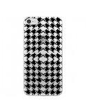 Coque Vichy Carre Noir Transparente pour iPhone 7 et 8 - Petit Griffin