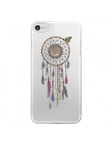 Coque Attrape-rêves Lakota Transparente pour iPhone 7 et 8 - Rachel Caldwell