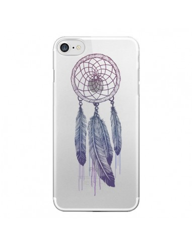 Coque Attrape-rêves Transparente pour iPhone 7 et 8 - Rachel Caldwell