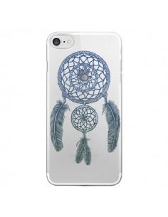 Coque Attrape-rêves Double Transparente pour iPhone 7 et 8 - Rachel Caldwell