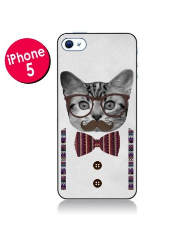 Coque Chat pour iPhone 5 - Börg