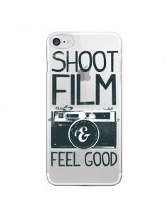 Coque Shoot Film and Feel Good Transparente pour iPhone 7 et 8 - Victor Vercesi