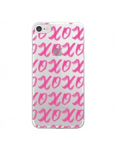Coque XoXo Rose Transparente pour iPhone 7 et 8 - Yohan B.