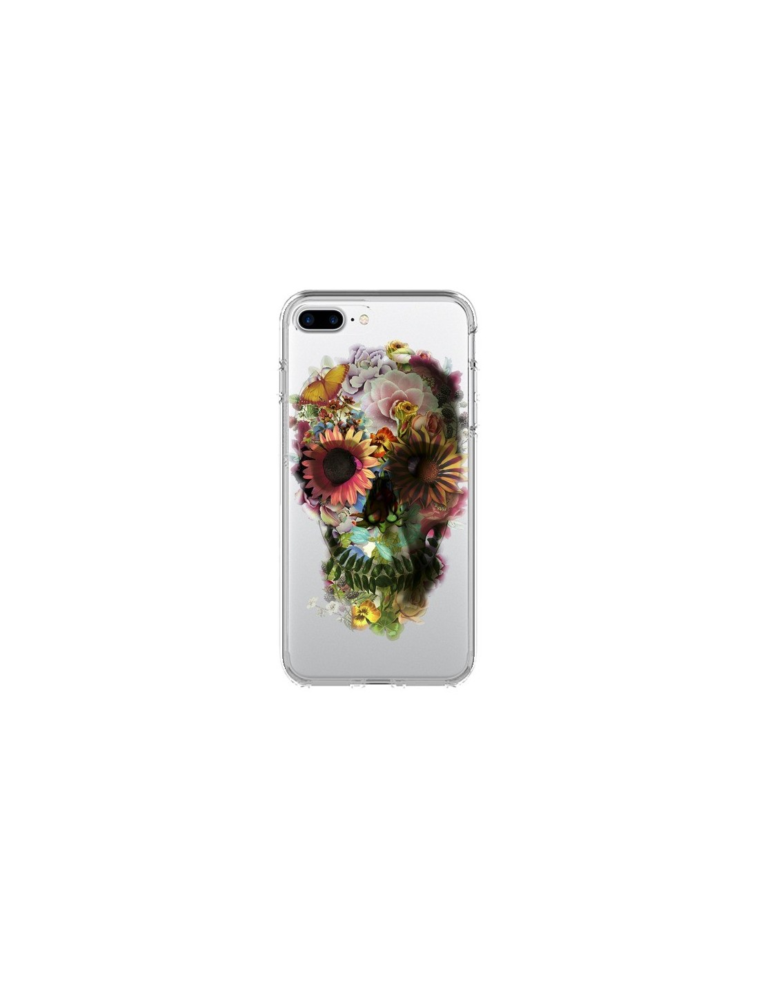 coque iphone 7 plus flower