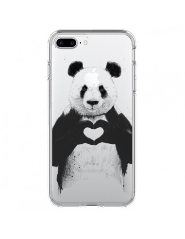 coque panda iphone 8 plus