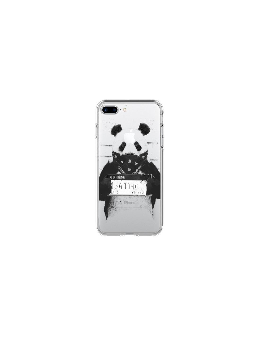 iphone 7 coque panda
