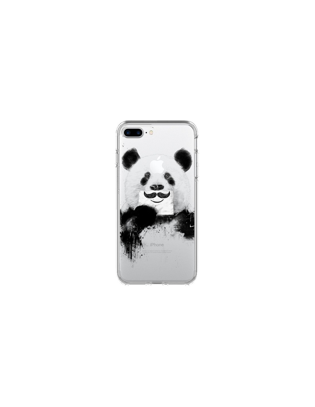 coque iphone 7 plus panda