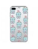 Coque Hamster Love Amour Transparente pour iPhone 7 Plus et 8 Plus - Claudia Ramos