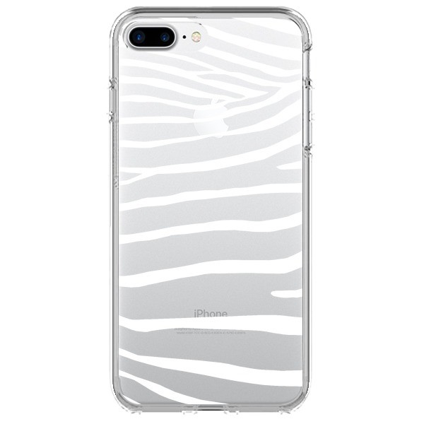 coque iphone 7 plus zebre