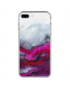 Coque Winter Waves Vagues Hiver Transparente pour iPhone 7 Plus - Ebi Emporium