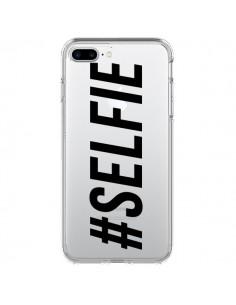 Coque Hashtag Selfie Transparente pour iPhone 7 Plus - Jonathan Perez