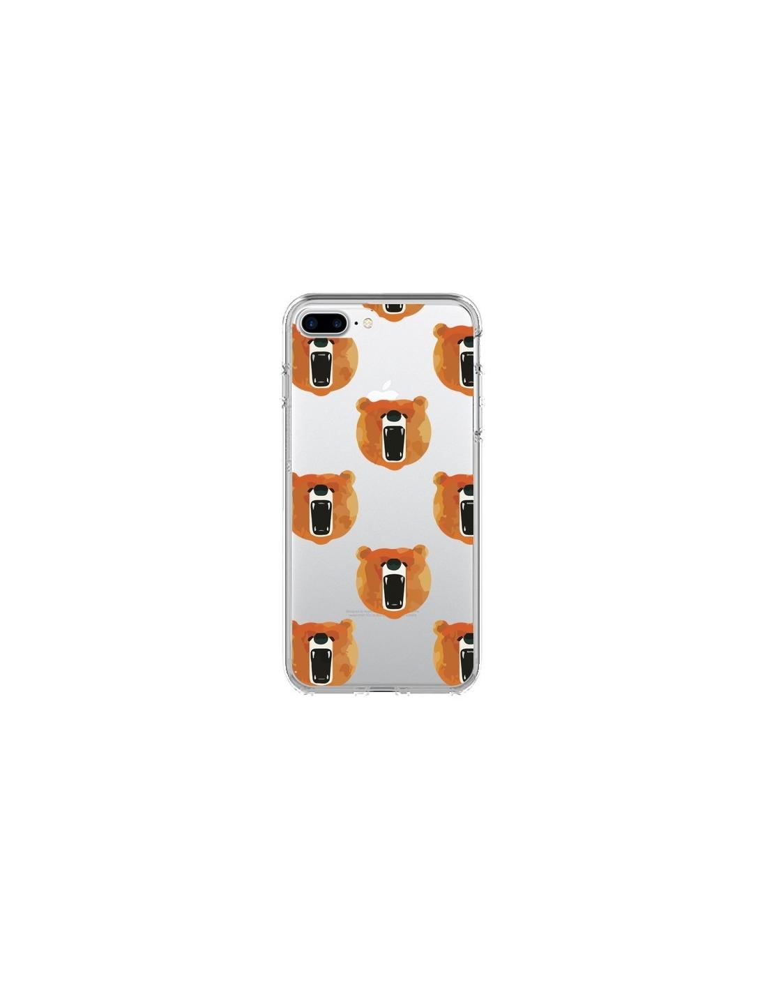 coque iphone 7 plus ourson