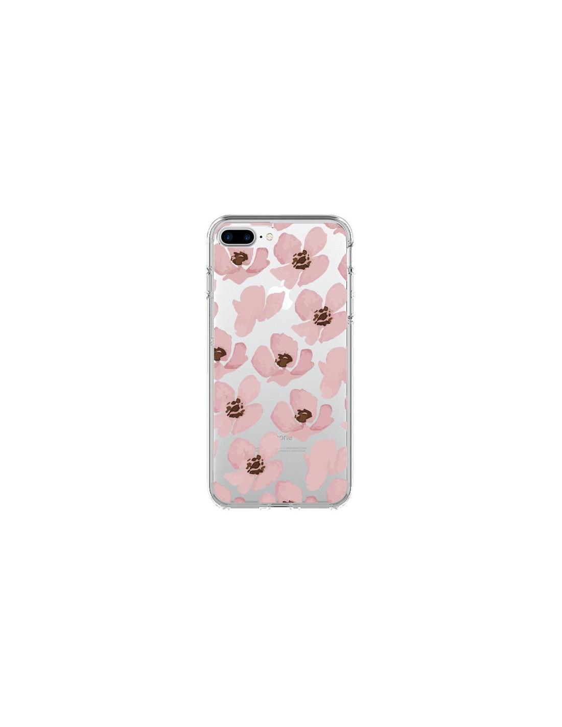 coque fleurs iphone 7