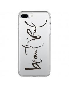 Coque Beautiful Transparente pour iPhone 7 Plus et 8 Plus - Dricia Do