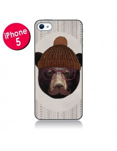 Coque Gustav l'Ours pour iPhone 5 - Börg