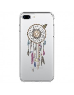 Coque Attrape-rêves Lakota Transparente pour iPhone 7 Plus et 8 Plus - Rachel Caldwell