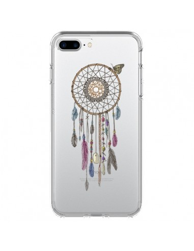 Coque Attrape-rêves Lakota Transparente pour iPhone 7 Plus - Rachel Caldwell