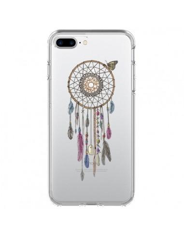 Coque iPhone 7 Plus et 8 Plus Attrape-rêves Lakota Transparente - Rachel Caldwell