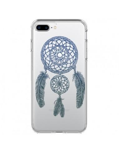Coque Attrape-rêves Double Transparente pour iPhone 7 Plus - Rachel Caldwell
