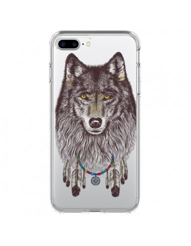 coque loup iphone 7