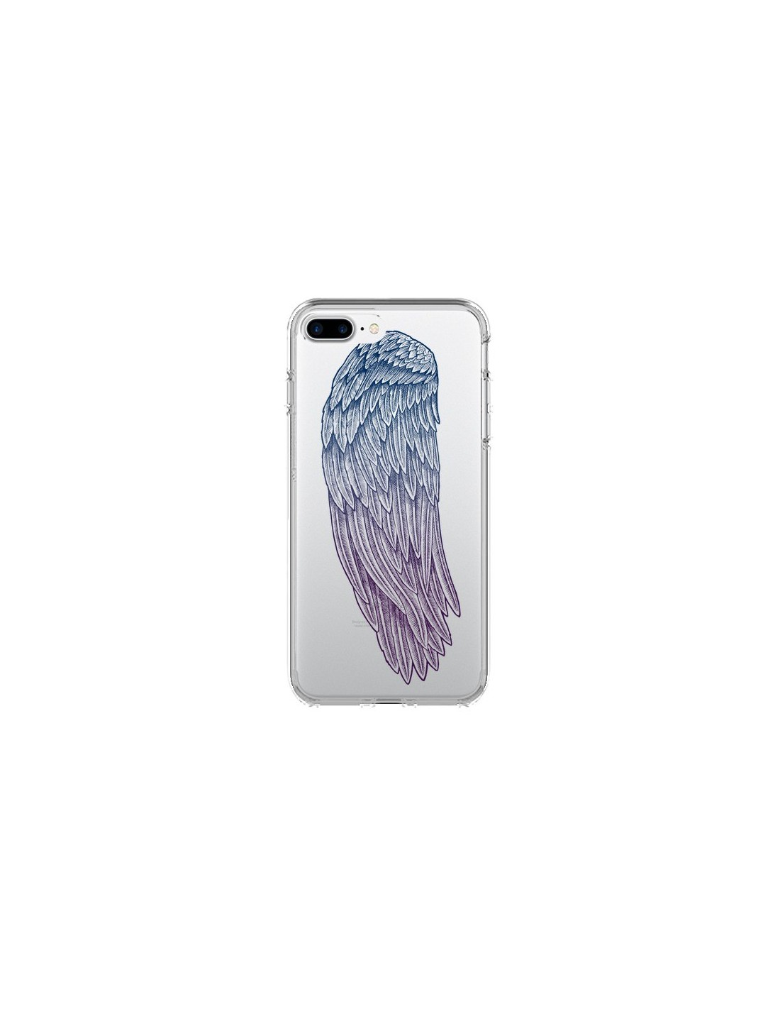 coque iphone 8 plus ange
