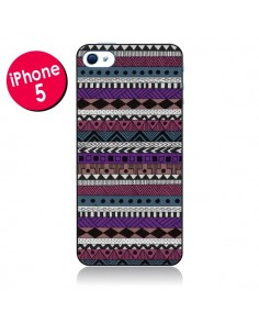 Coque Azteque Pattern pour iPhone 5 - Börg