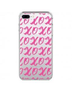 Coque XoXo Rose Transparente pour iPhone 7 Plus et 8 Plus - Yohan B.
