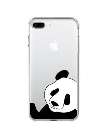 Coque Panda Transparente pour iPhone 7 Plus et 8 Plus - Yohan B.