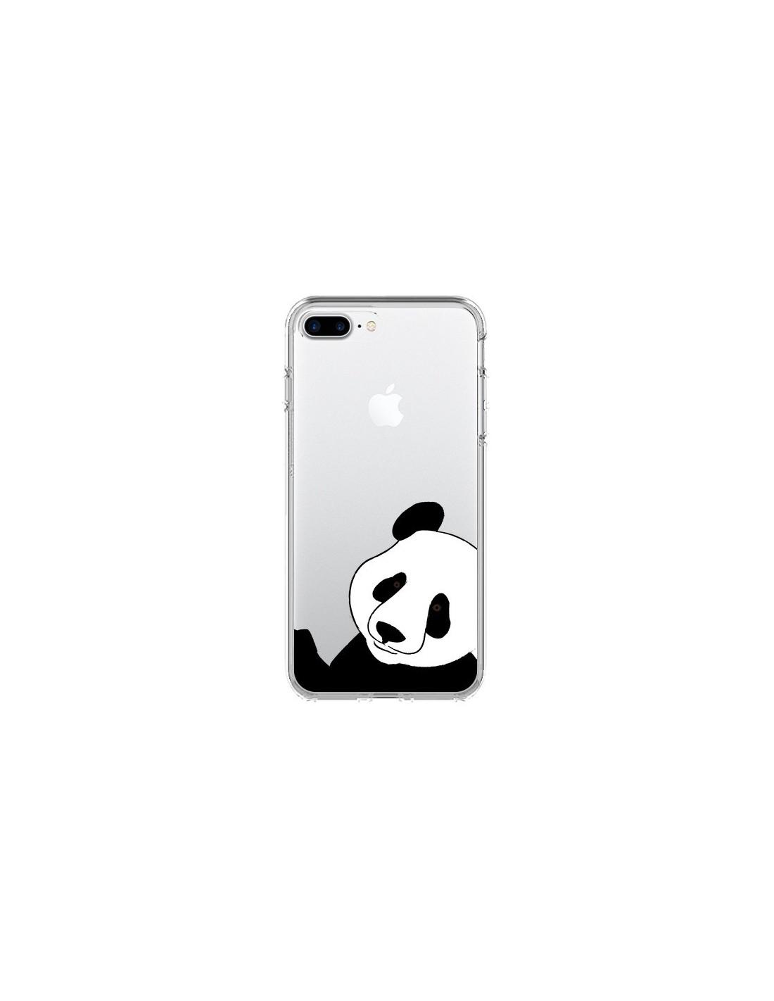 coque iphone 7 panda