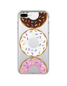 Coque Bagels Bonbons Transparente pour iPhone 7 Plus - Yohan B.