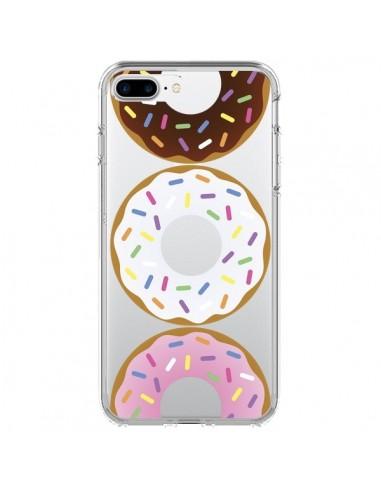 Coque iPhone 7 Plus et 8 Plus Bagels Bonbons Transparente - Yohan B.