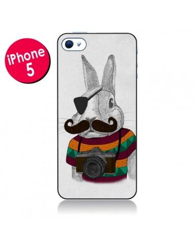 Coque Wabbit le Lapin pour iPhone 5 - Börg