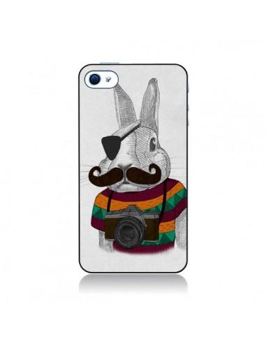 Coque Wabbit le Lapin pour iPhone 4 et 4S - Börg