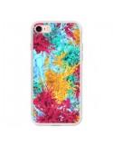 Coque Splashes Peintures pour iPhone 7 et 8 - Eleaxart