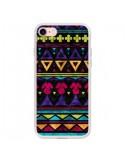 Coque Triangles Pattern Azteque pour iPhone 7 et 8 - Eleaxart