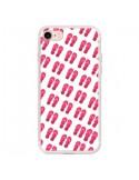 Coque iPhone 7 et 8 Tongs Flip Flops - Eleaxart