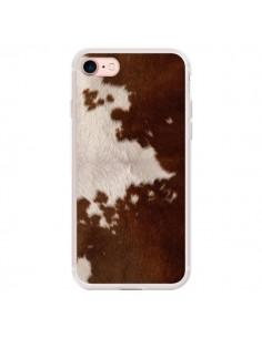 Coque iPhone 7/8 et SE 2020 Vache Cow - Laetitia