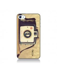 Coque Appareil Photos Vintage Smile pour iPhone 4 et 4S - R Delean